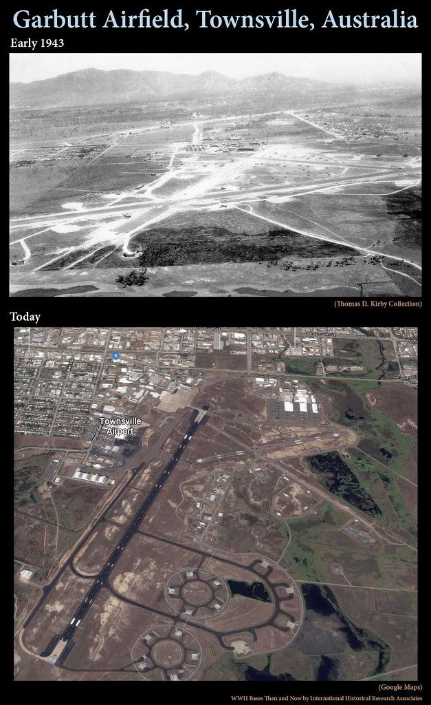 Garbutt Then and Now | Located in Townsville, Australia, Gar