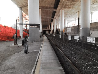 Caltrain 22nd Street Station