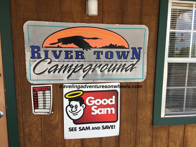 TAOW River Town Campground