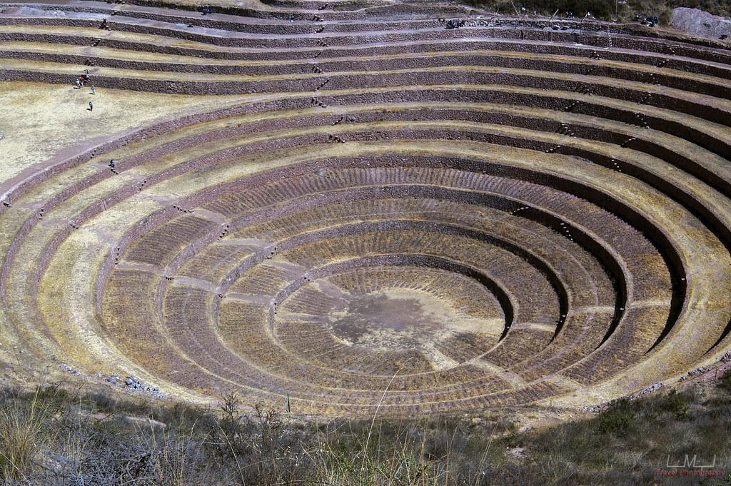 Las Terrazas De Moray Un Laboratorio Agrícola Inca Donde