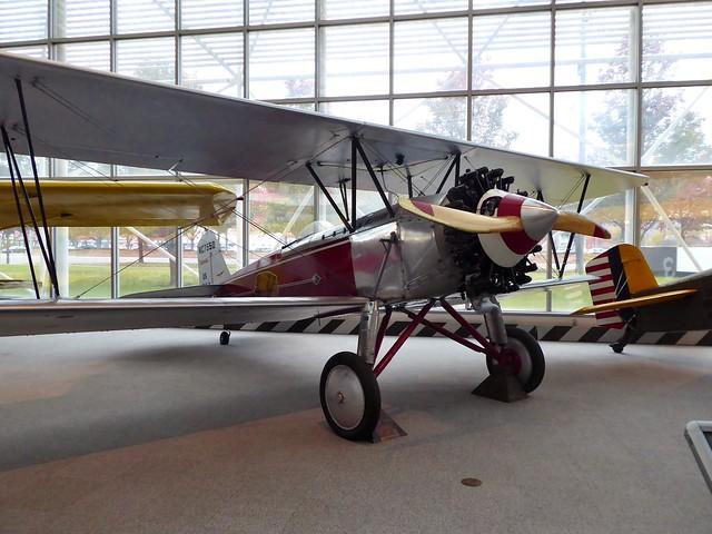NC7550 The Museum of Flight Boeing Field 7 November 2017