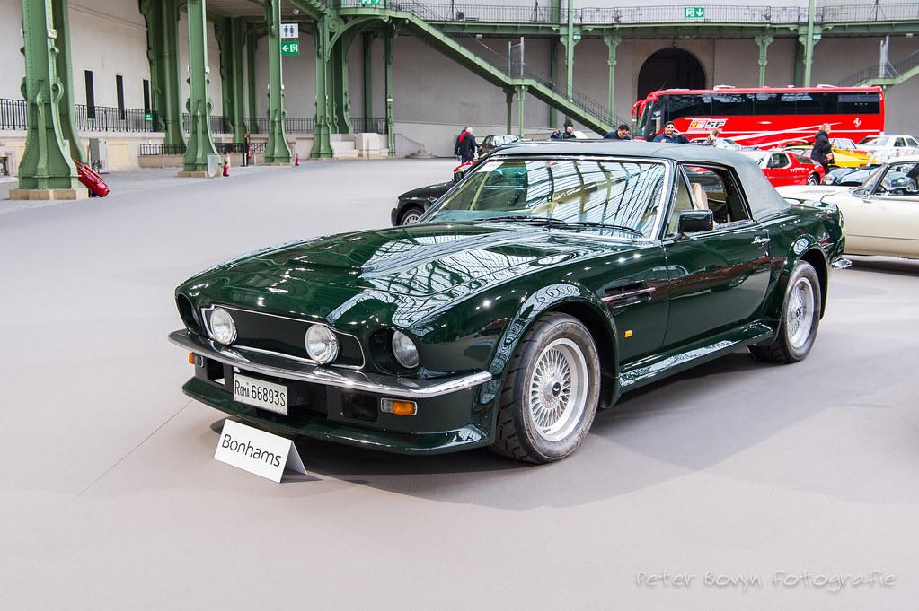 Aston Martin V8 Vantage Volante X Pack 1988 Les Grande Flickr