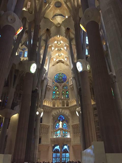 Sagrada Familia visit