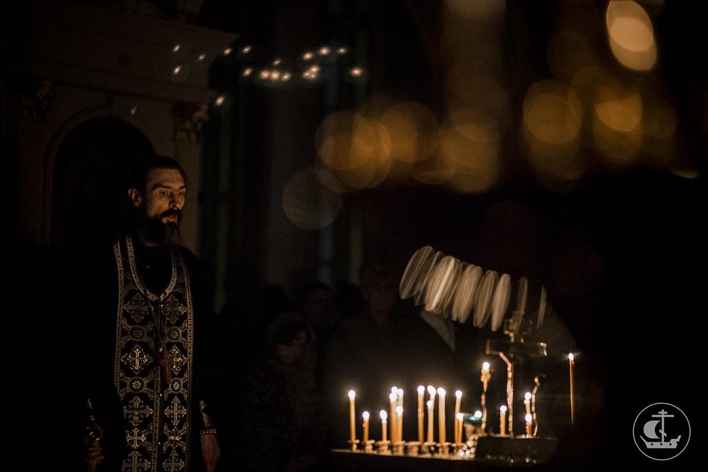 20 февраля 2018, Вторник Первой седмицы Великого поста / 20 February 2018, Tuesday of the 1st Week of Great Lent