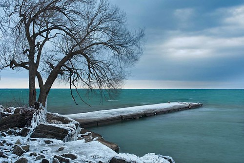 canada grimsby lakeontario landscape ontario ortbaldauf rock tree cloudy cold colour colours ice lake nature niagara ortbaldaufcom outdoors photography pier rocky rockyshoreline seascape shore sky snow winter