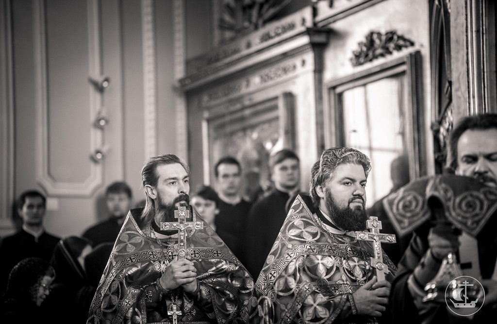 24 февраля 2018, Суббота Первой седмицы Великого поста / 24 February 2018, Saturday of the 1st Week of Great Lent