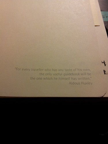 london-aldous-huxley-quote | by inlovewithjournals