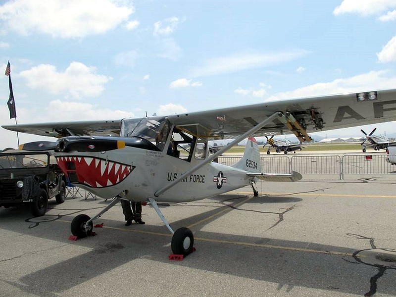 Cessna O-1E Bird Dog 1