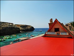 Red Tower - Qammieh Paragliding