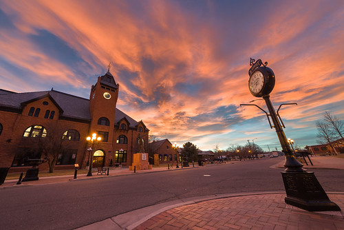 pueblo colorado co pueblouniondepot sunset sky clouds goldenhour nikond600 sigma1224mmf4556ii