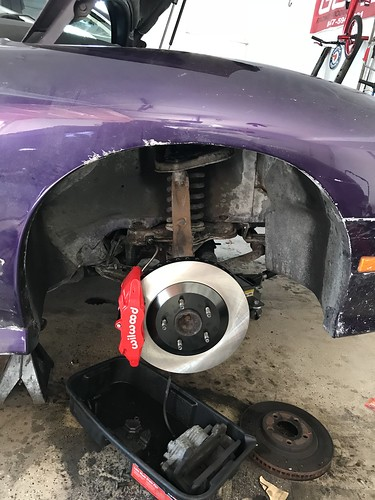 Strano Performance Brake Install | by jonathonrandolph