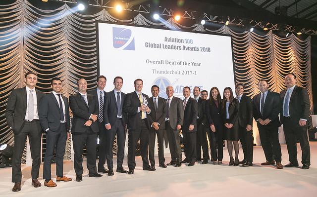 2018 Growth Frontiers Dublin - Aviation 100 Awards
