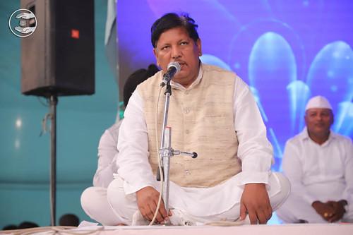 Stage Secretary, Radhey Shyam Satyarthi
