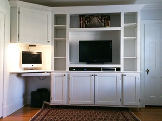 Custom entertainment built-in | by CanaleContractingLLC