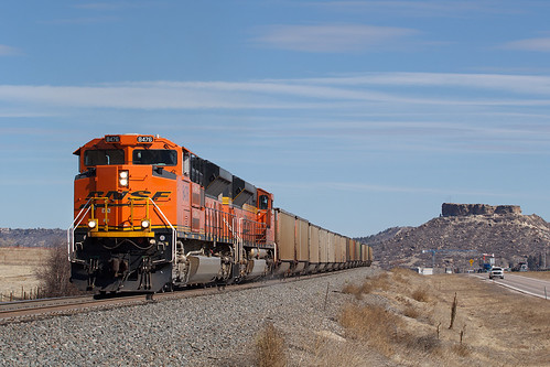 bnsf bnsf8476 emd sd70ace castlerock colorado jointline train railroad