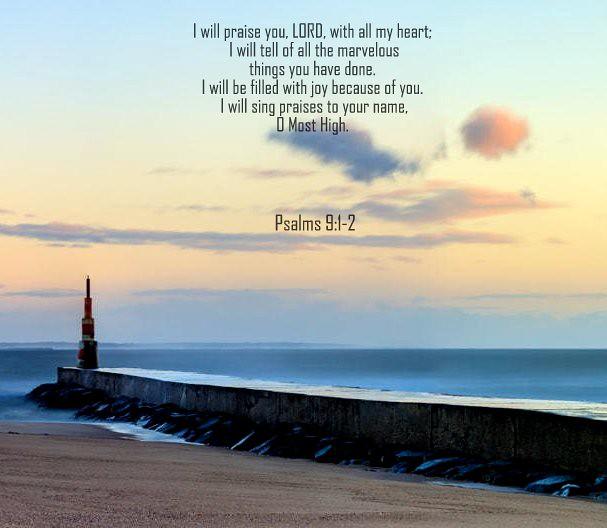 Psalms 9:1-2 niv | Bob Smerecki | Flickr