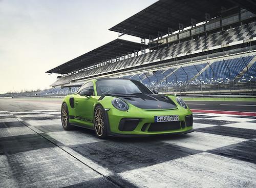 2019-Porsche-911-GT3-RS Photo