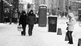 Snowy Edinburgh 08 | by byronv2