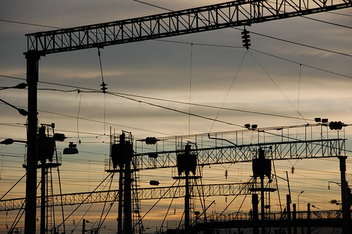rossia russia station sunset wires ulanude ru
