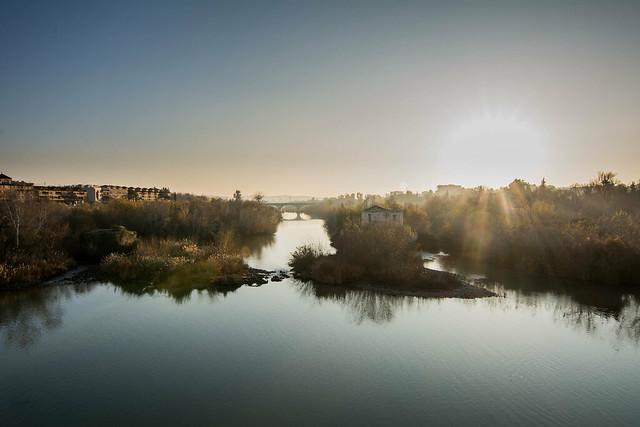 El rio de Córdoba
