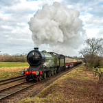 LNER B12 at Woodthorpe GCR
