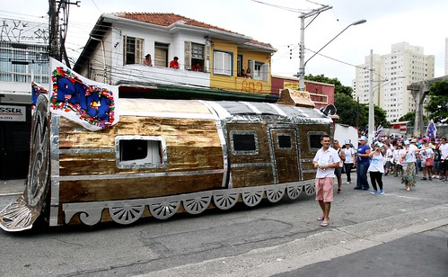 Brasile: l'Arsenale e la locomotiva della speranza...