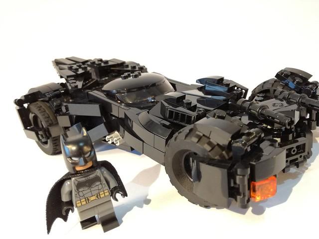 LEGO Batman V Superman Batmobile