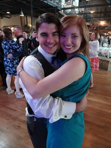McKenna Hall and Kyle Buehler