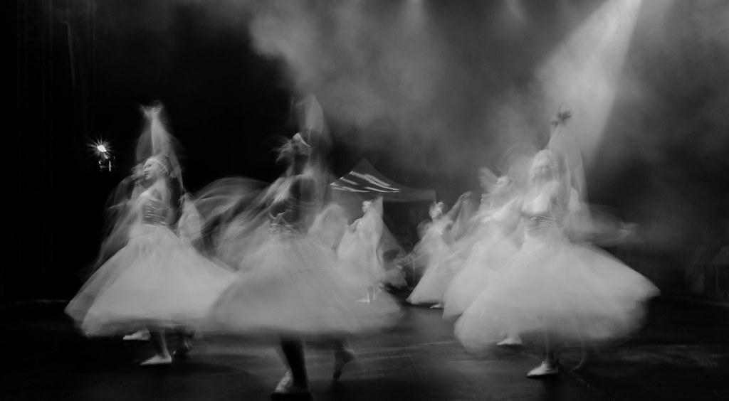 Russian Ballet dancers  | Saarang 2018,IIT Madras.