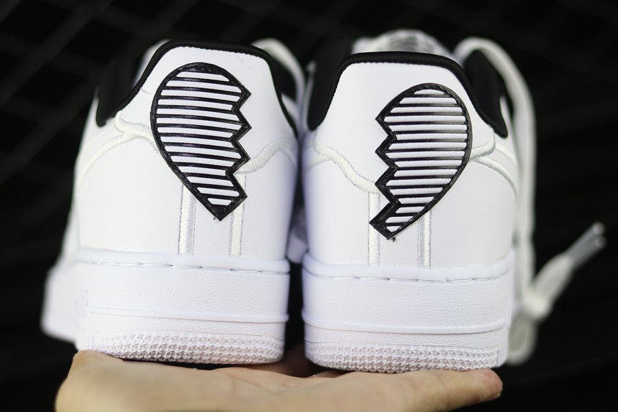2018 Nike Air Force 1 Low Valentines Day White AJ0867 100