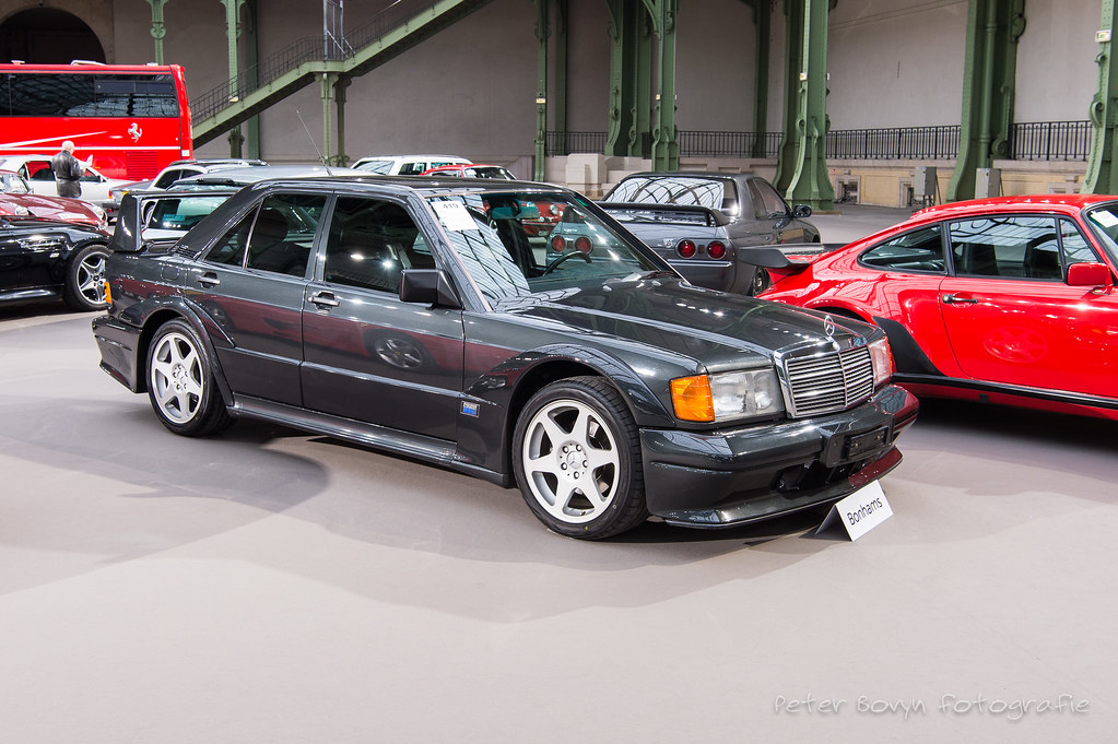 Mercedes 190E 2 5-16 Evolution 2 - 1990 | W201 Les Grandes M… | Flickr
