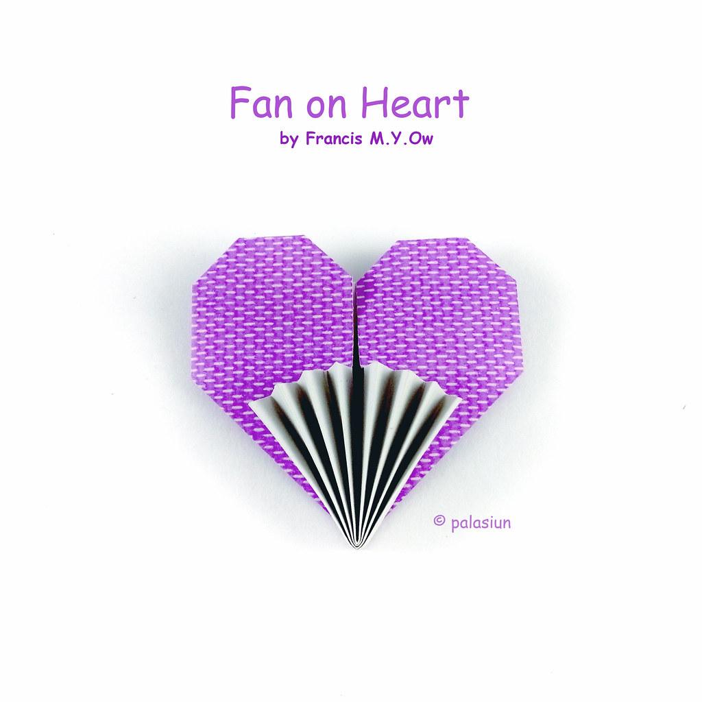 Phenomenal Origami Heart Fan Diagram Flickr Com Photos 61236172 Flickr Wiring 101 Photwellnesstrialsorg