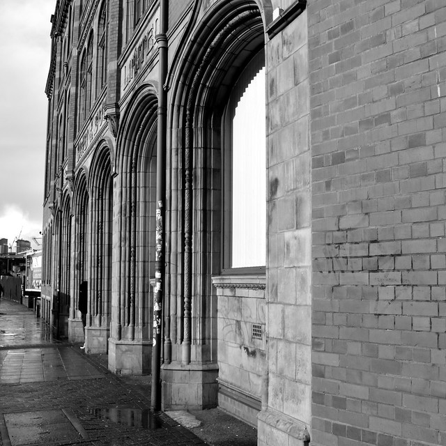Arch and Architecture, Digbeth.