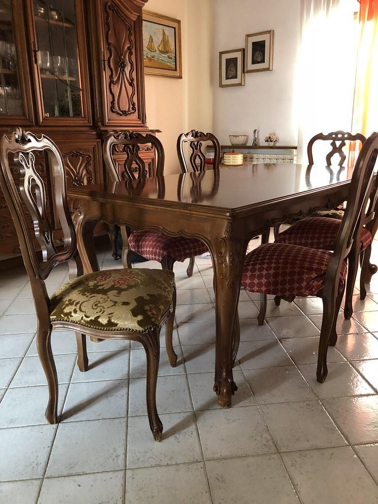 Tavolo e sedie soggiorno | QueenCindy | Flickr
