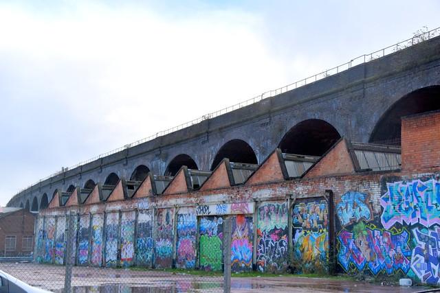 Railway Bridge of Million Bricks.