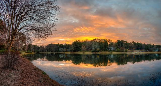 Peaceful Saturday sunrise - 2018-02-24_01