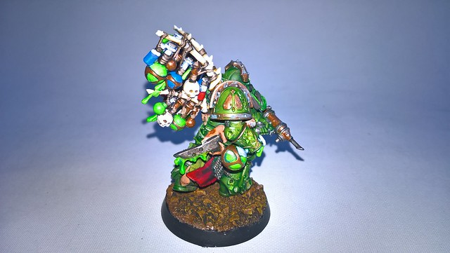 forces of nurgle
