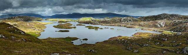 Isle of Harris lansdcape - Scotland