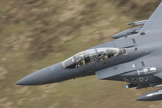 F15 with Sqd markings