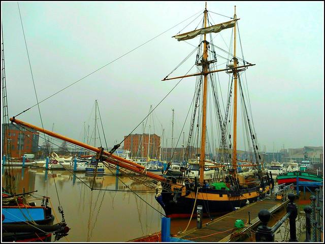 Replica of HMS 'Pickle'