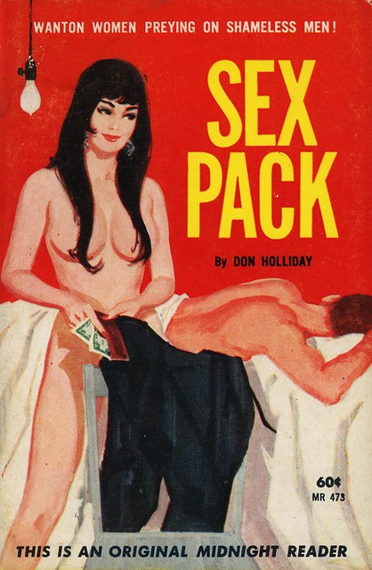 Midnight Reader 473 - Don Holliday - Sex Pack