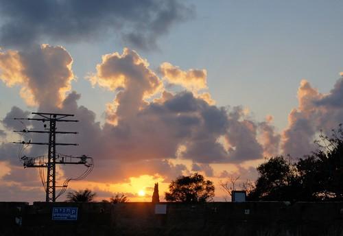 heleneantonuk sonydslra450 israël voyage paysage ciel nuages haïfa