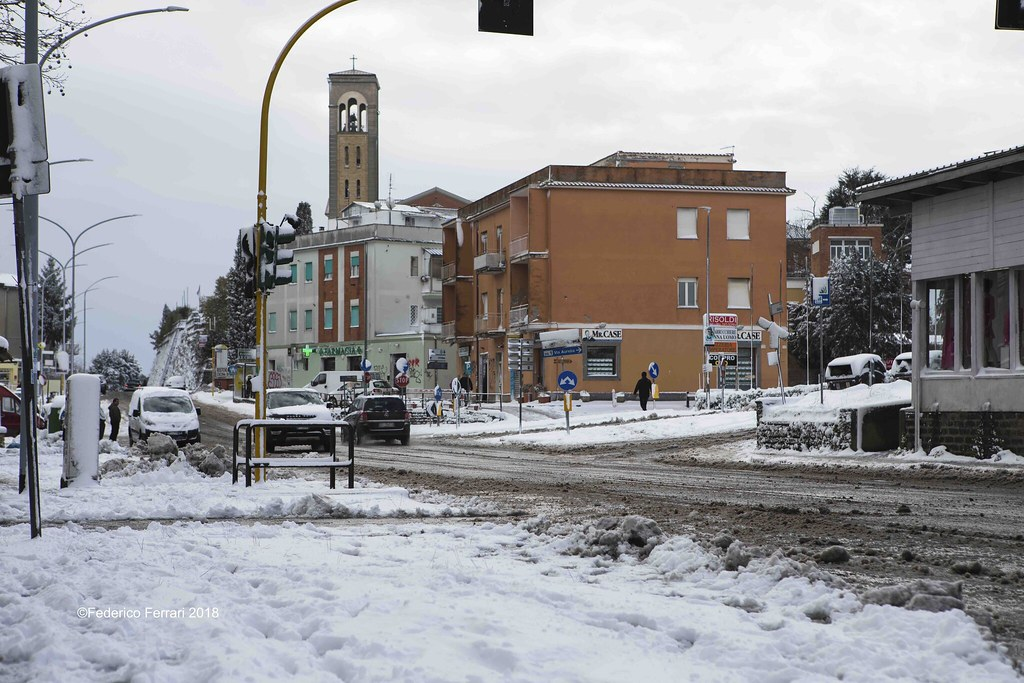 neve a La Storta