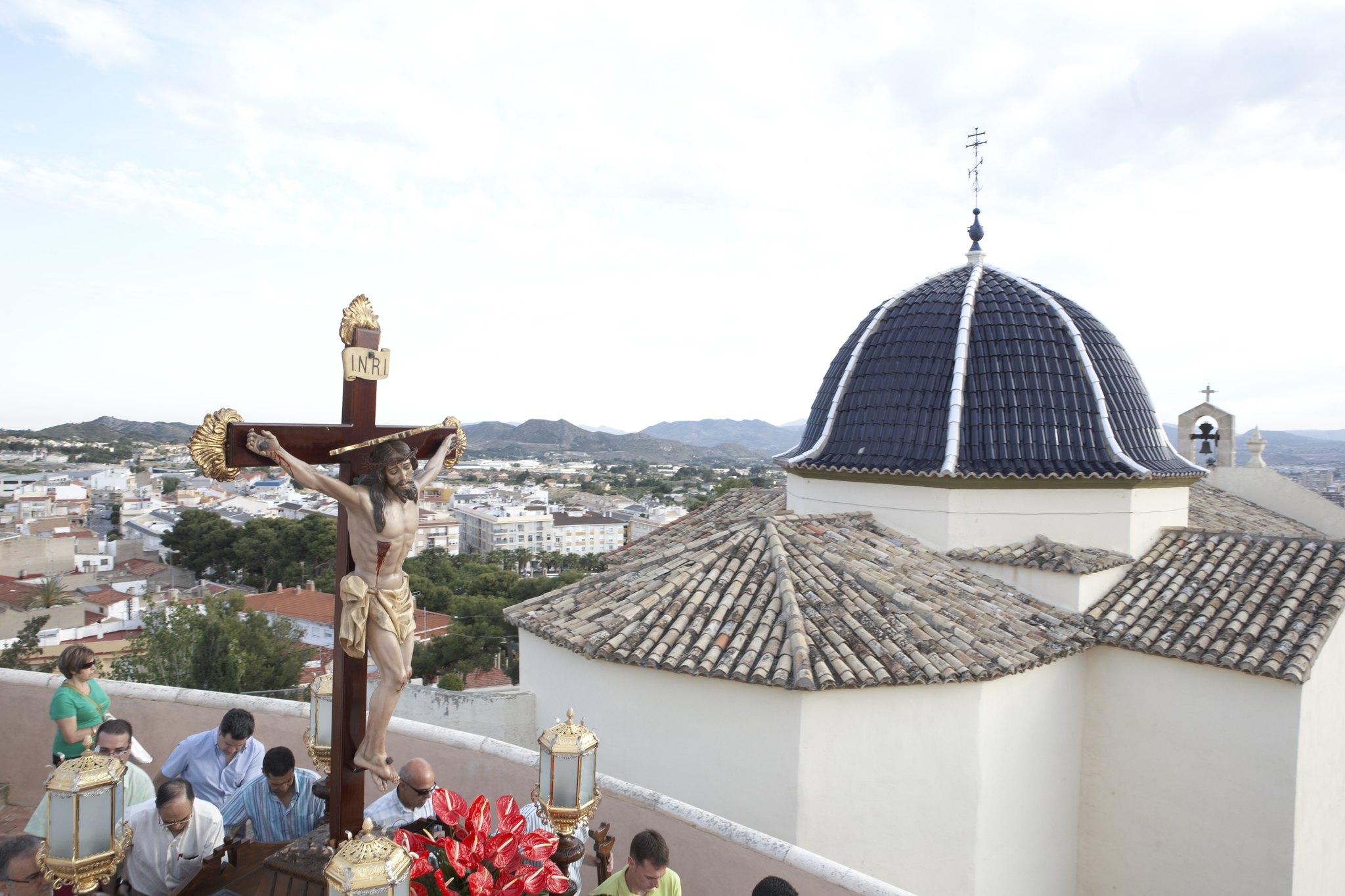 (2010-06-25) Vía Crucis de bajada - Heliodoro Corbí Sirvent (10)