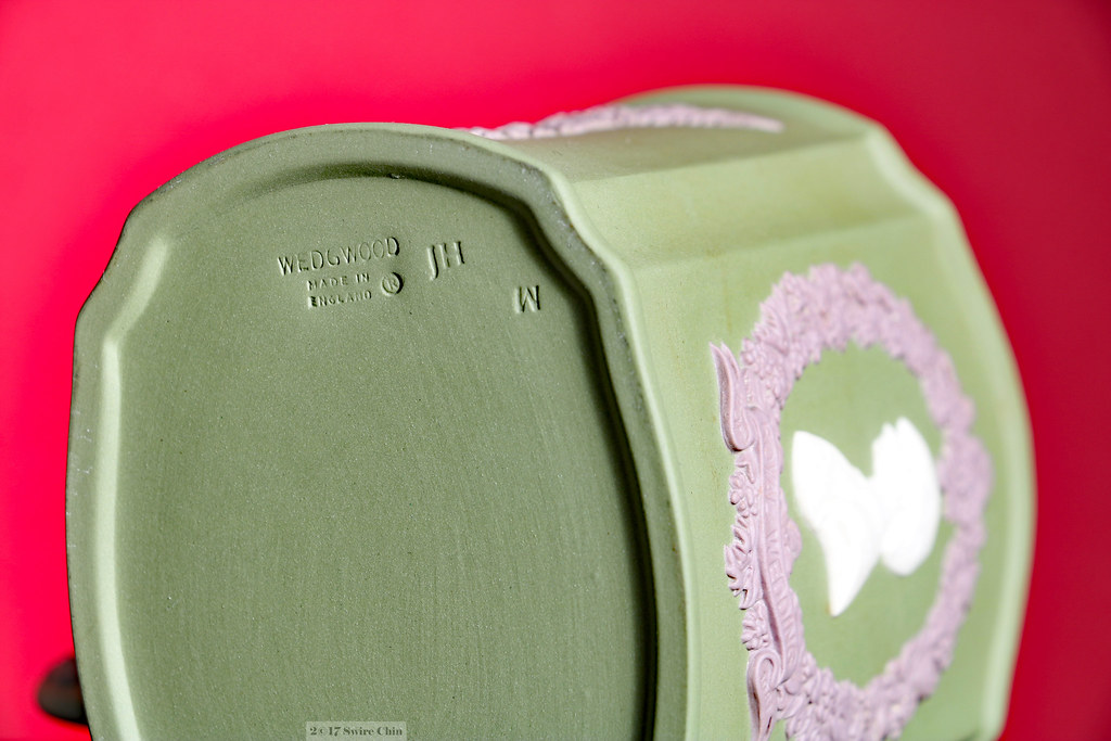 Made in England: Wedgwood