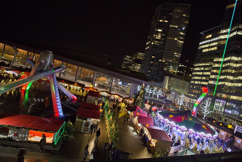 Vancouver Christmas Market 2017