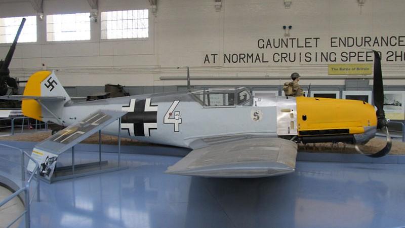 Messerschmitt Bf.109E 1