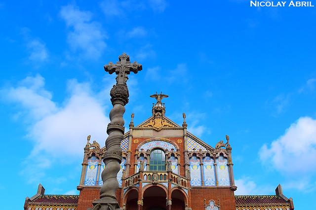 Barcelona's Hospital de Sant Pau
