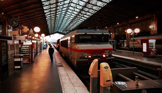 Paris Gare du Nord 6