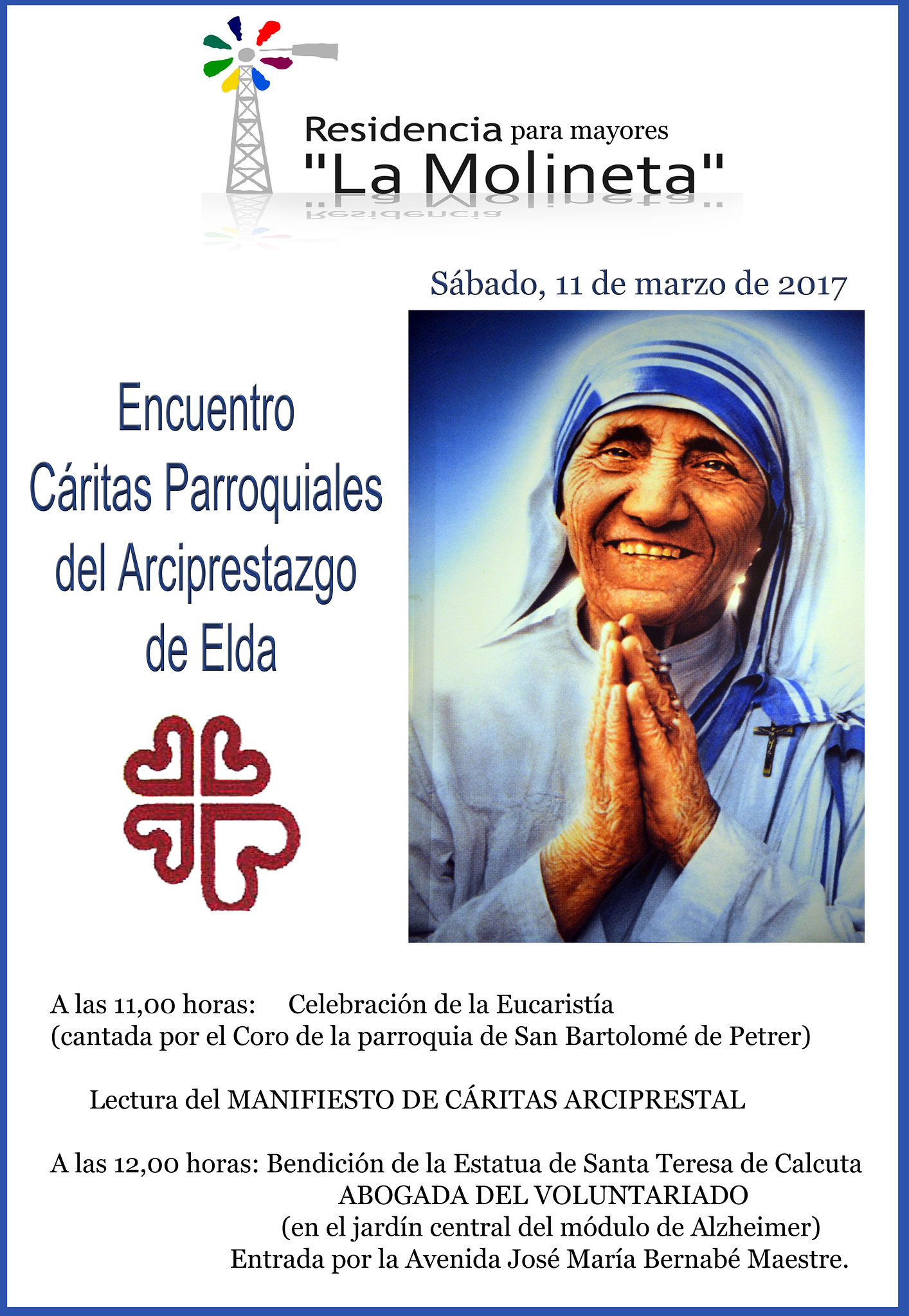 (2017-03-11) - Inauguración Teresa de Calcuta, La Molineta - José Vicente Romero Ripoll (00)